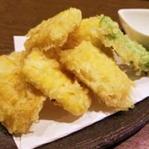 15.トウモロコシの天ぷら